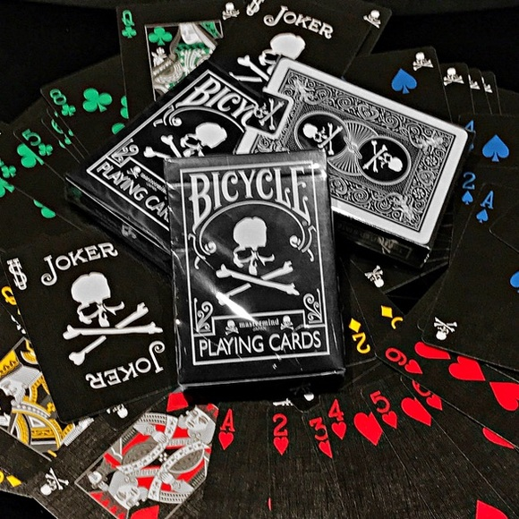 6951439ff00 Mastermind Japan X Bicycle playing cards
